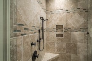 tub to shower conversion in claremore and tulsa